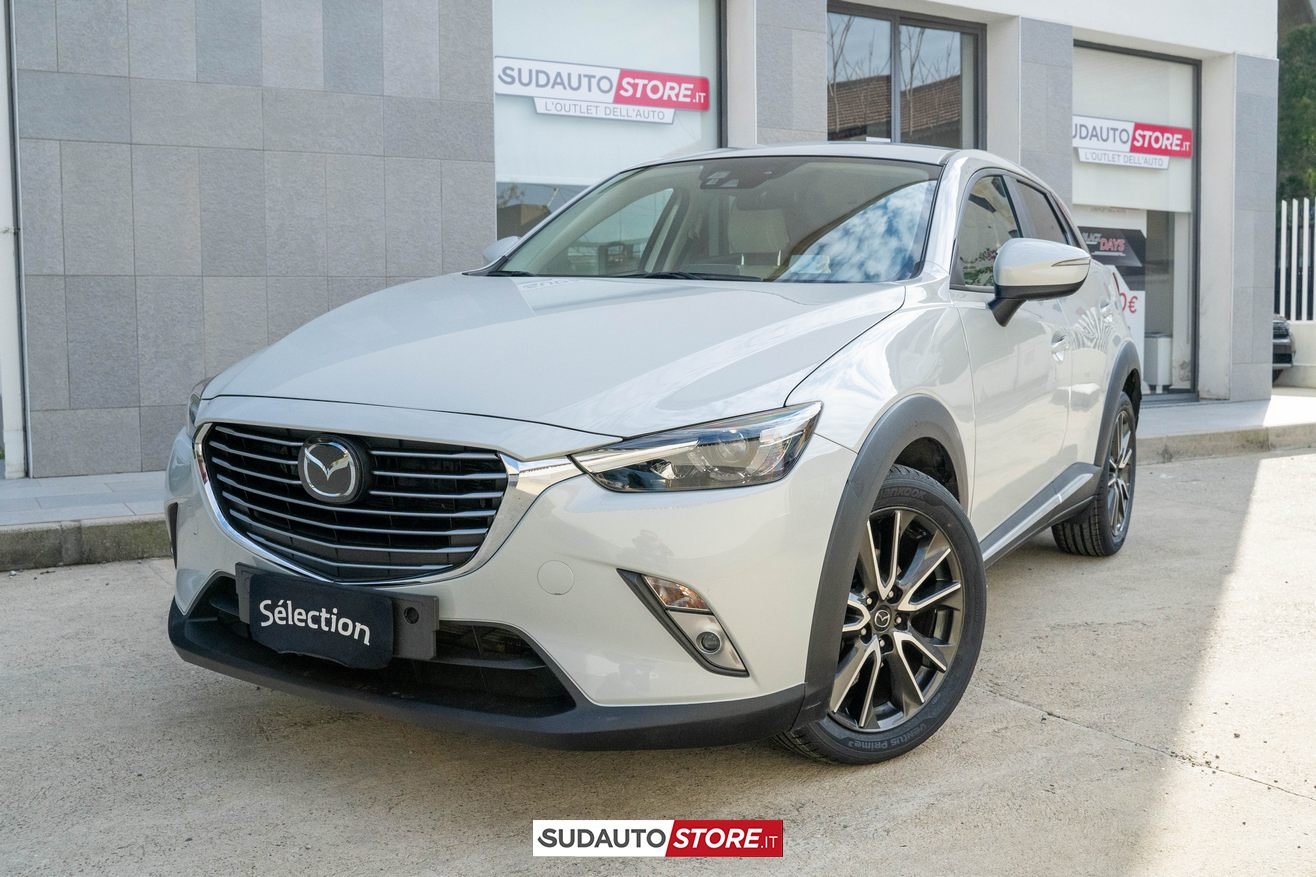 MAZDA  CX-3 EXCEED 1.5D Usata