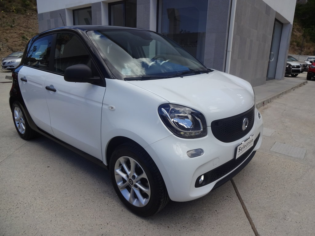 SMART  SMART FORFOUR TWINAMIC 1.0 YOUNGSTER Usata