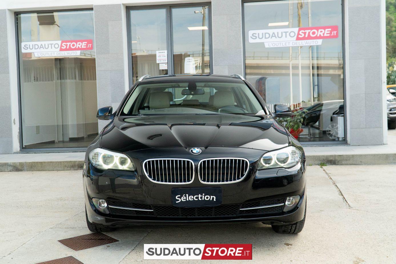 BMW 525 TOURING X-DRIVE