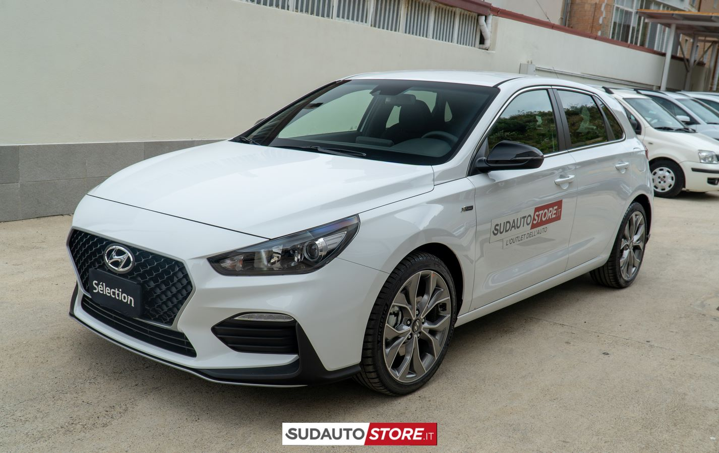 I30 N-LINE + PLUS PACK 1.6 CRDI 136 CV