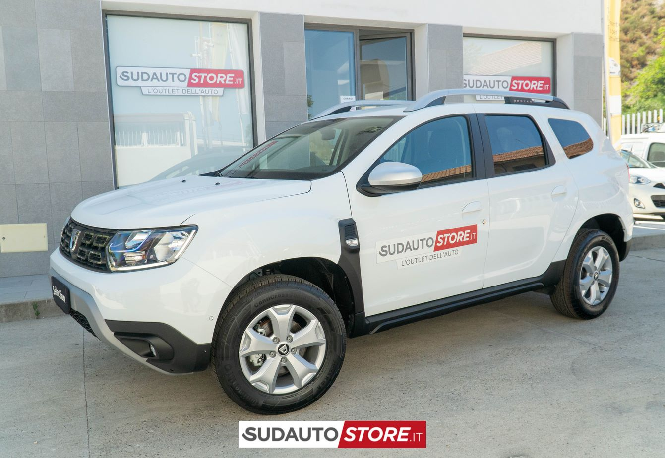 NUOVO DUSTER 1.5 DCI 115 CV 4X2