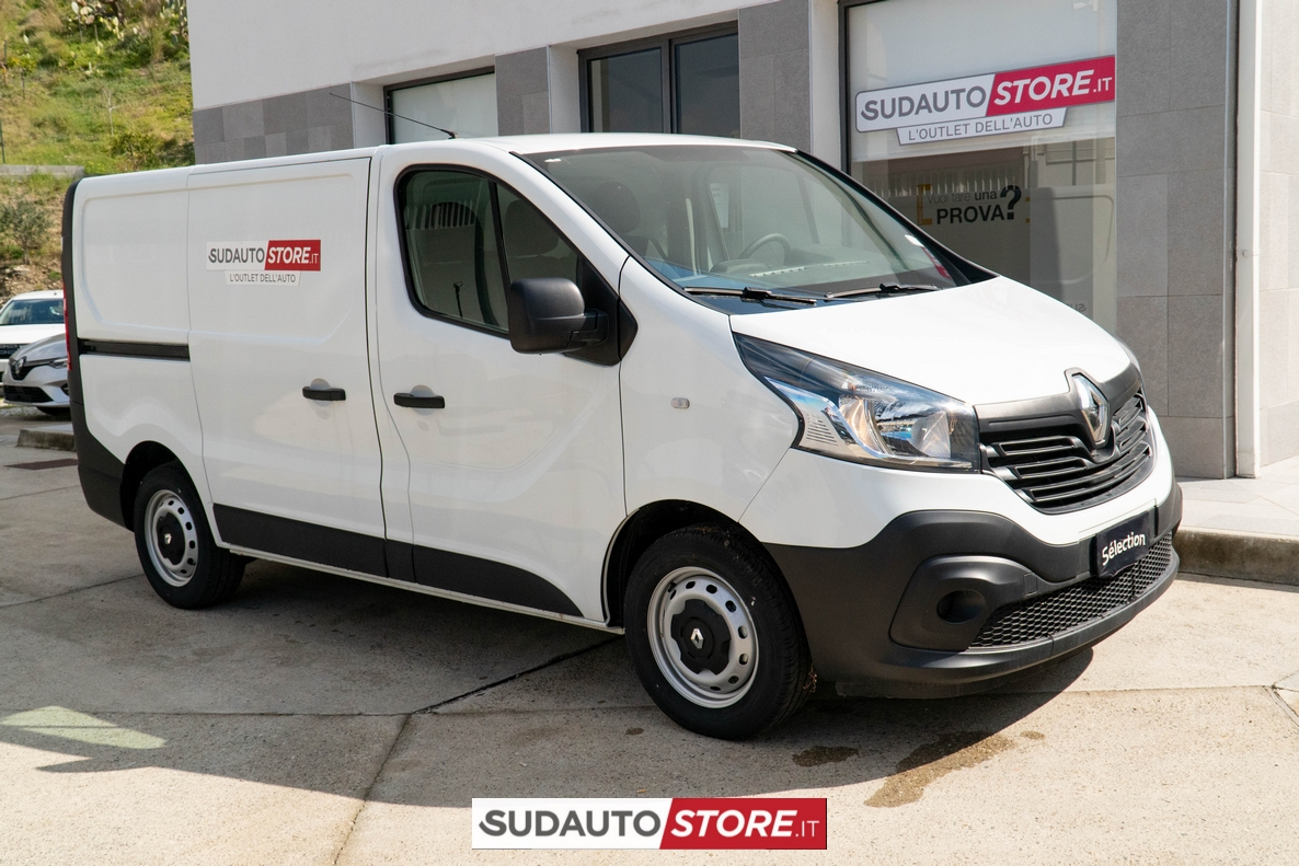 RENAULT TRAFIC 1.6 DCI TWIN TURBO 125 CV
