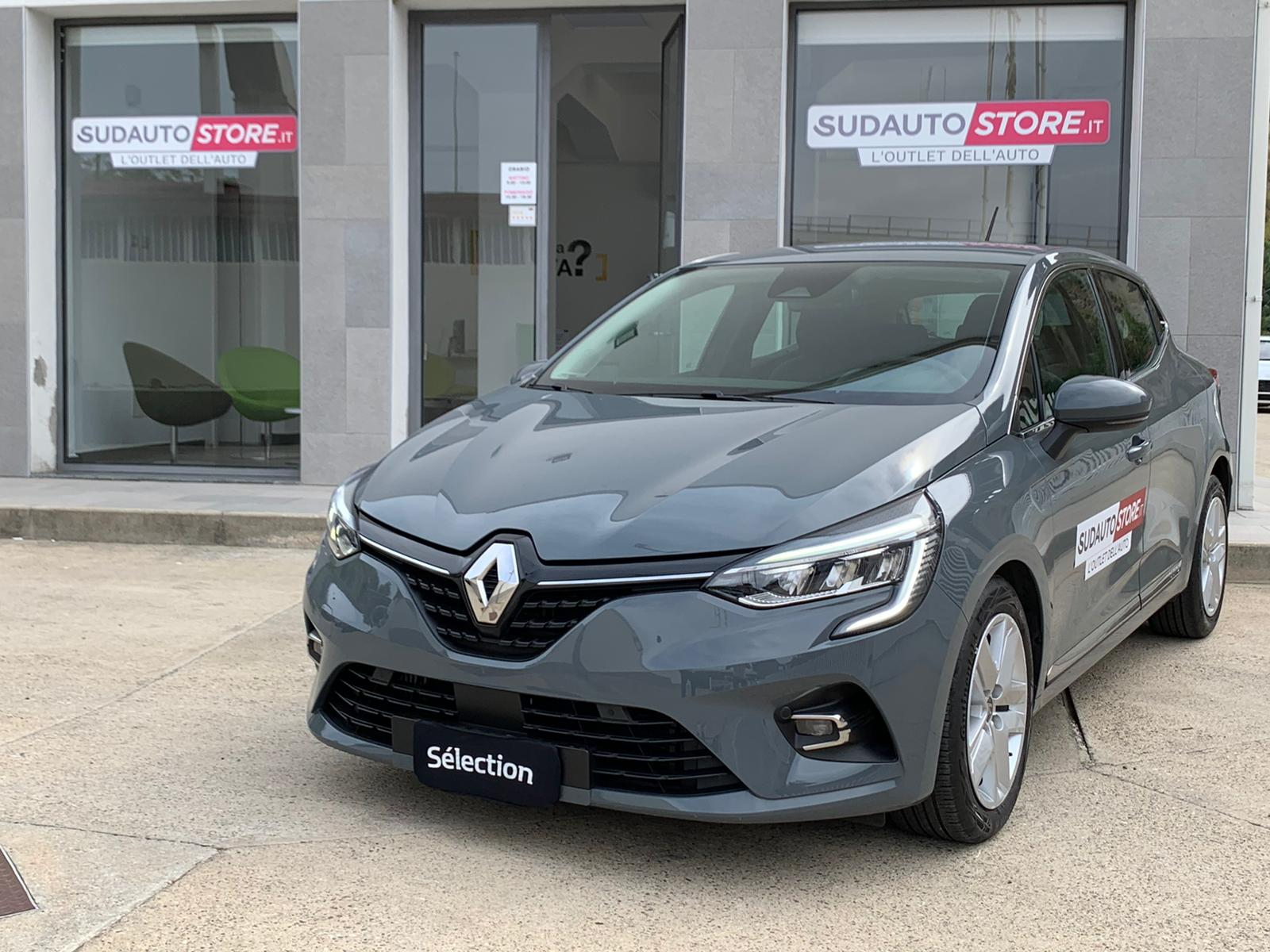 RENAULT CLIO INTENS TCE