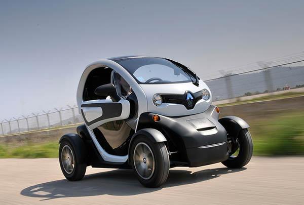 Renault produrrà l'elettrica Twizy anche in Corea